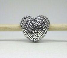 Authentic Pandora Charm 791751 angelic feathers bead