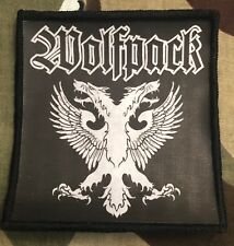 Wolfpack Printed Patch W007P Wolfbrigade Skit System Discharge Totalitar