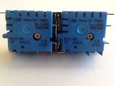 2 x Westinghouse 632 Cooktop SMALL Hotplate Switch PSN632S PSN632S*37 PSN632S*40