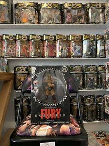HHH Triple H Signed Defining Moments Figure WWE WWF COA