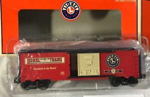 Lionel 6-19995 ~ LRRC Lionel Railroad Club 25th Anniversary Box Car ~ NEW IN BOX