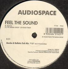 AUDIOSPACE - Feel The Sound - House Traxx