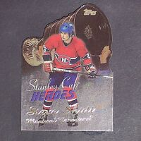 STEVE SHUTT  2002/03 Topps Stanley Cup Heroes #SCHSS  Montreal Canadiens