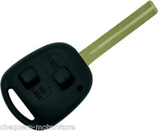 Fits Lexus IS200 GS300 LS400 RX300 Replace 2 Button Long Key Case Remote Fob
