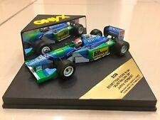 ONYX 1/43 SCALE JOHNNY HERBERT, BENETTON FORD B194 1994 F1 CAR, MODEL NO 209