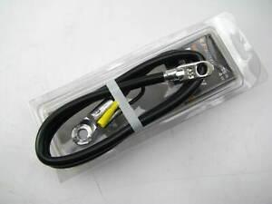 """Deka 00309 Battery Cable - Side Post, Black, 4 Gauge 35"""" Long"""