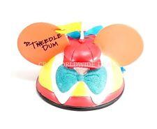 NEW Disney Parks Tweedle Dum Mickey Ear Hat Ornament
