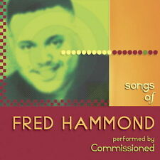 FREE US SHIP. on ANY 2 CDs! NEW CD Commissioned: Songs of Fred Hammond