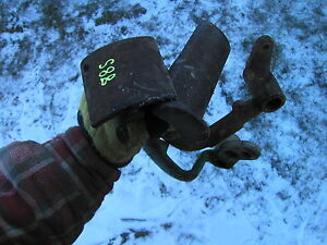 Oliver 88 standard Tractor original pair of brake pedals right & left