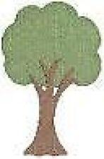 "Quickutz   KS-0738  ""Tree"" No Packaging  Retired/Disc/Custom Die NEW"