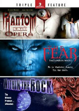 Phantom of the Opera / The Fear 2 / Within the Rock (DVD, 2011, 2-Disc Set)