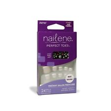 Nailene Perfect Toes Instant Salon Pedicure - Pink French 77461
