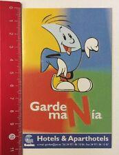 Decal/Sticker: Garden Mania-hotels & aparthotels (160516150)