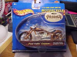 Hot Wheels 1/18th Scale Prodigy Paul Yaffe Custom