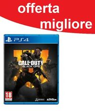 (PROMO!) Call of Duty Black Ops IIII (4)  - PS4  PLAYSTATION 4 - ITALIAN - NUOVO