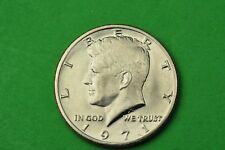 1971-P  BU Mint State Kennedy US Half Dollar coin
