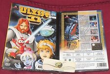 DVD MANGA/ANIME CLASSIC SPACE FANTASY TV SERIES 80-ULYSSE 31 ULISSE 1  odissey,x