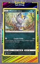 Miaouss d'Alola - SL1:Soleil et Lune - 78/149 - Carte Pokemon Neuve Française