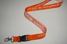 Toyota Aygo Schlüsselband / Lanyard NEU!!