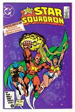 All-Star Squadron #57 (5/86)-Vf+ /Wonder Woman Story; Alcala, Rich Howell-art^