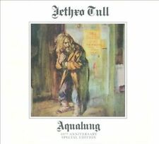Aqualung [Digipak] by Jethro Tull (CD, Oct-2011, 2 Discs, Chrysalis Records)