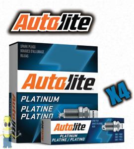 Autolite AP85 Platinum Spark Plug - Set of 4