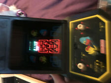 Coleco Pacman  1981 tabletop  Tested working- missing 2 stickers