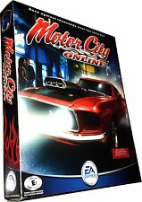 Motor City Online for PC Large Retail Box New Mint in Sealed Box MISB!!