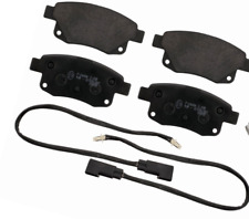 DRIVEMASTER DMP128 Brake Pad Set Rear 1371454 1433958 1530602 FORD TRANSIT