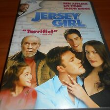 Jersey Girl (DVD, Widescreen 2004) Ben Affleck,Liv Tyler Used Kevin Smith