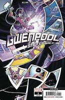 Gwenpool Strikes Back #1 Second Print Variant Marvel