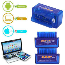 ELM327 V2.1 ODB2 ODB-II Bluetooth Car Auto Diagnostic Scan Scanner Tool NEW