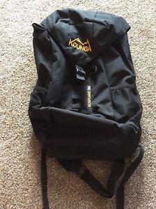 Bnwt Kounga 30 Hiking Bonpland Backpack - Black