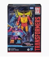 Transformers Studio Series 86 Voyager Class The Movie Hotrod  PREORDER CONFIRMED