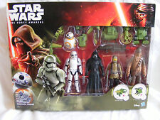 Star Wars - The Force Awakens - Forest Mission Set (Kylo Ren / BB-8 / Chewbacca)