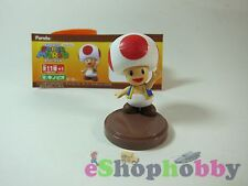 FURUTA Choco Egg Super Mario Series 1 Character Mini Figure Red Toad #6 Boys