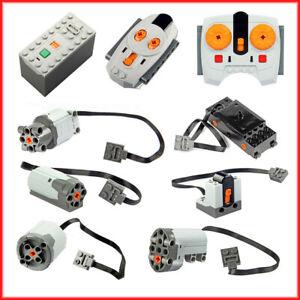 Technic Parts for Lego Kits Servo Motor PF RC Car Building Blocks Model Sets DIY