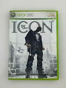 Def Jam: Icon - Xbox 360 Game - Complete & Tested