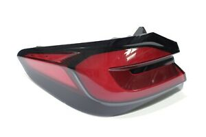 2021 2022 BMW M5 5-Series G30 F90 Rear Left Side Outer LED Tail Light Lamp Oem