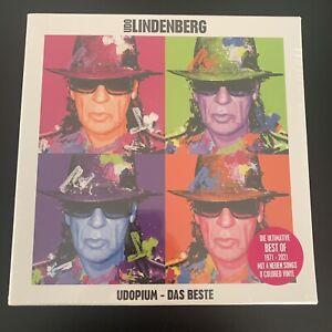 Udo Lindenberg UDOPIUM - DAS BESTE - Ultimativ Best Of Edition - Sold OUT