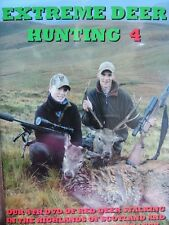 EDH 4 UK RED DEER STALKING HUNTING SCOTLAND DVD