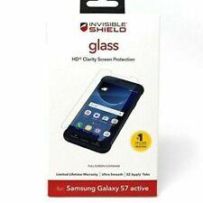ZAGG Invisible Shield  HD Clarity Screen Protection Samsung Galaxy S7 Active
