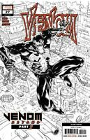 Venom #27  Marvel Comic Book Ryan Stegman 2nd print 1:25 Variant 2020 NM