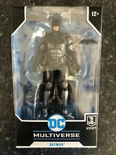 McFarlane Toy DC Multiverse Zack Snyder's Justice League Masked Batman