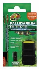 New listing Lm Zoo Med Paludarium Replacement Filter Cartridge 10 Gallons