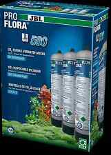 JBL 3 X ProFlora U500 2 Co2 Storage Bottle