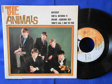 THE ANIMALS outcast BARCLAY 070970 EXC