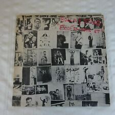 The Rolling Stones ~ Exile on Main St. Vinyl Dbl LP  RS 1972  VG/VG+