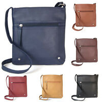 US Women Leather Purse Handbag Cross Body Shoulder Tote Messenger  Bag GIFT