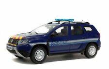 Solido Dacia Duster MK2 Gendarmerie 2019 1:18 - Bleu (S1804603)